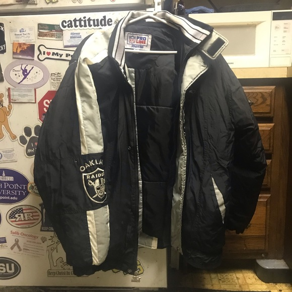 best sneakers 6b6a8 85293 NFL Starter Winter Jacket
